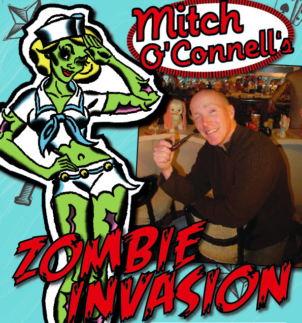 Mitch O'Connell's Zombie thumbnail