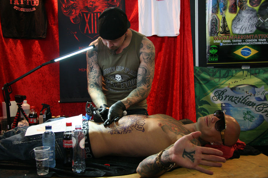 Voodoo Tattoo Magazine | Amsterdam Tattoo Convention, Part One