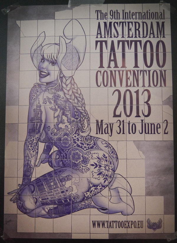 Amsterdam Tattoo Convention featured image
