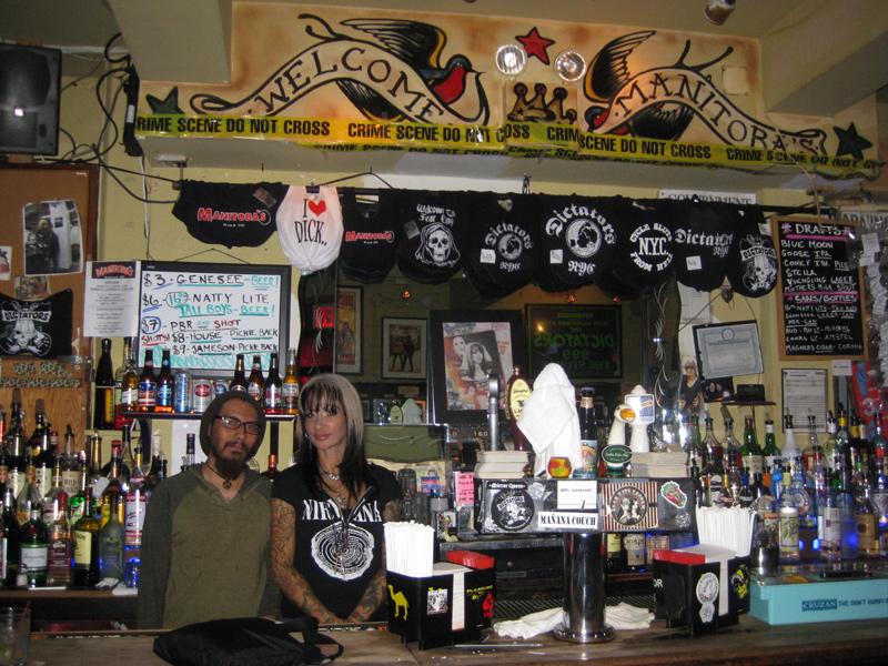 Manitobas-bartenders