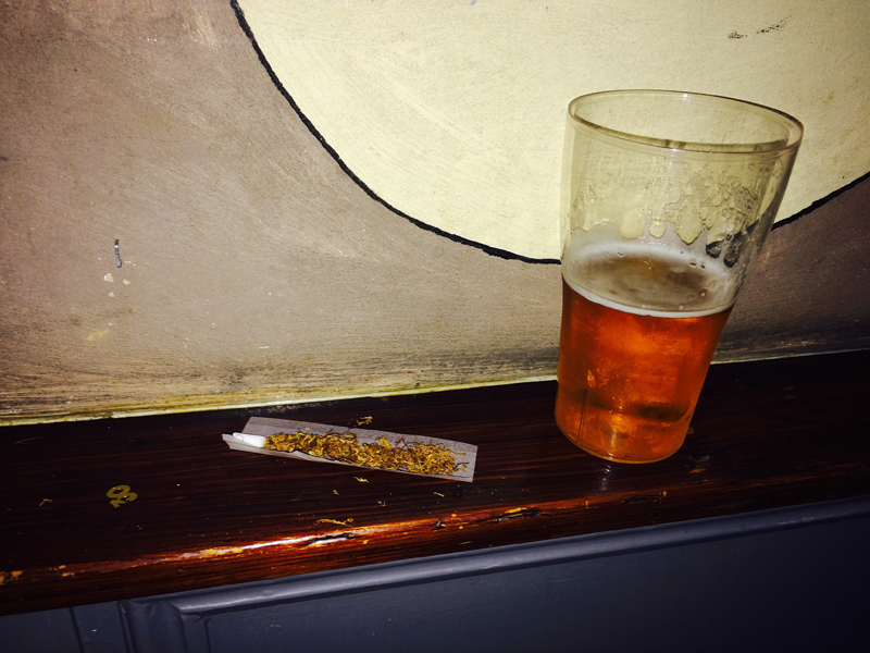 rollies-and-beer